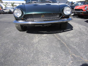 Fiat 124 Spider Bumper Kit
