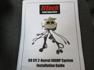 FI Conversion Kit with Force Fuel Delivery System