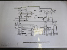1979-83 Fiat Spider Wiring Diagram, Large & Laminated