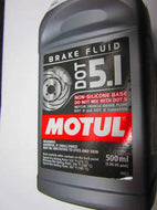 MOTUL 5.1 Performance Brake Fluid.