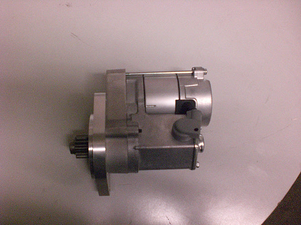 Fiat/Bertone 1500 Gear Reduction Starters