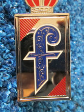 Custom Side Badges-Pinnifarina F