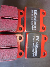 EBC Redstuff Performance Brake Pads-Front