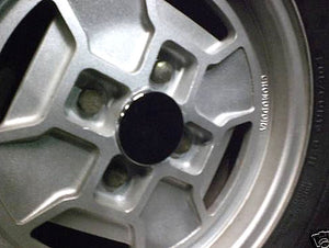 Alloy Wheel Center Caps