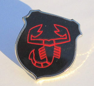 Abarth Scorpion Lapel Pin/Tie Tack