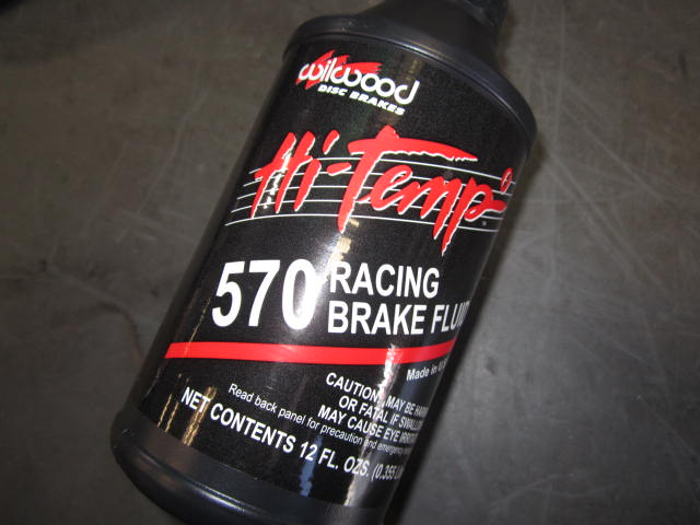 Wilwood Racing Brake Fluid, 570