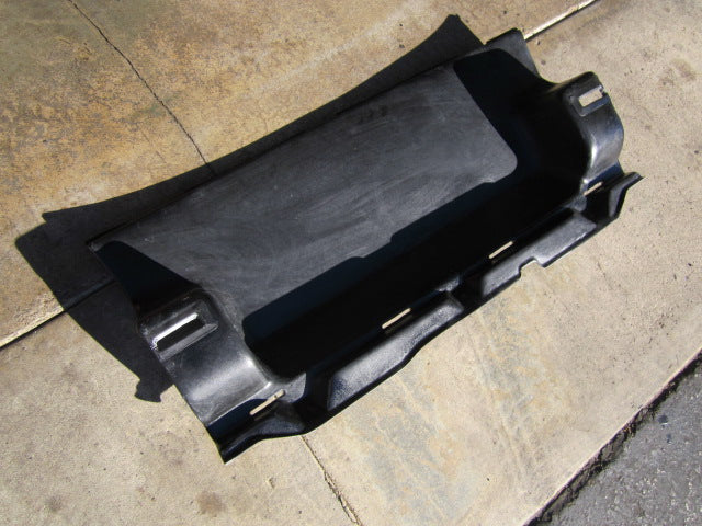 124 Spider Rear Seat Back Panel Insert