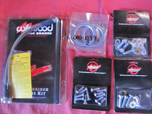 Fiat 500 Big Brake Kit from Wilwood - Front Brakes