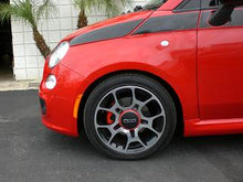 Lowering Springs for the Fiat 500