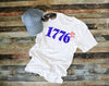 1776 4th of July Adult Tee