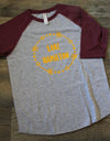 Team Spirit Arrow Kids Raglan Tee
