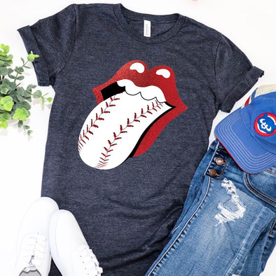 Baseball Kisses Women's Tee