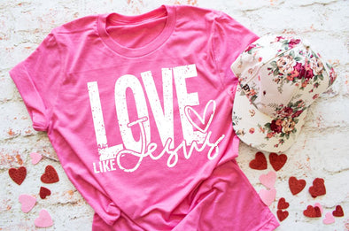 Love Like Jesus Women's Tee