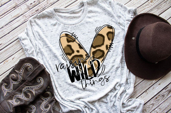 Raising Wild Things Women's Tee
