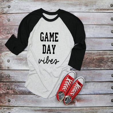 Game Day Vibes Women's Raglan