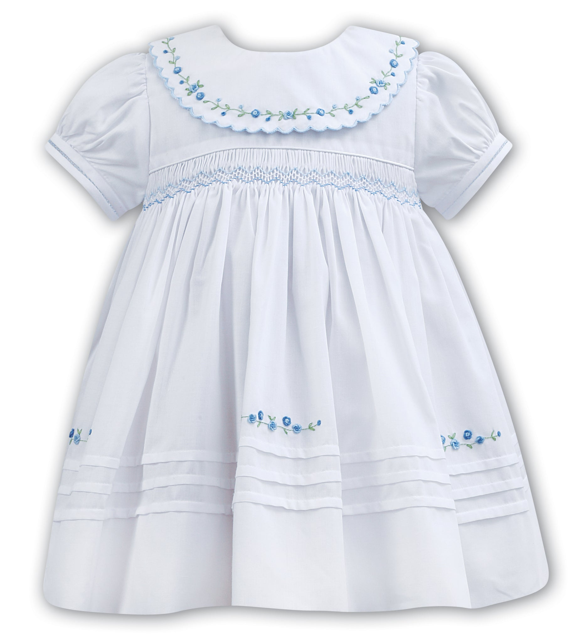 Sarah Louise hand smocked  dress