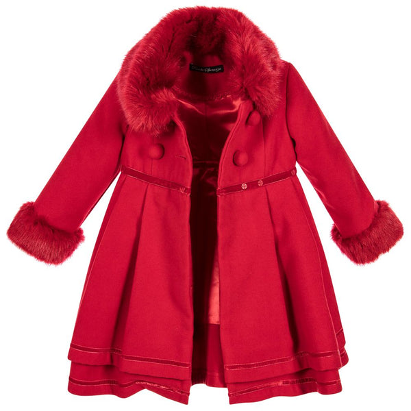 Piccolo Speranza Red Coat