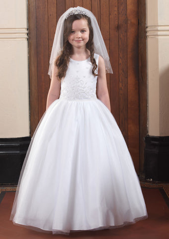 Linzi Jay Communion dress Emelia