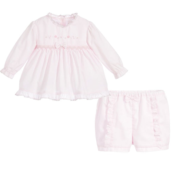 Shorts blouse set