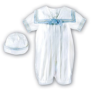 Sarah Louise Romper and Hat 100% silk
