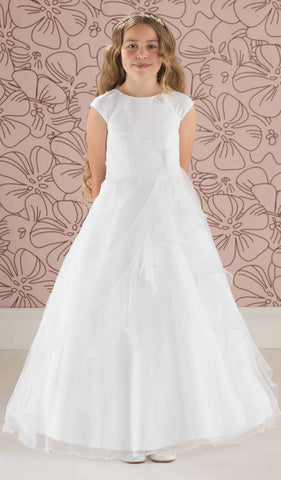 Linzi Jay Communion dress Leah