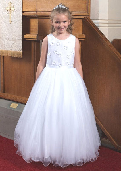 Little White Company Communion dress 33