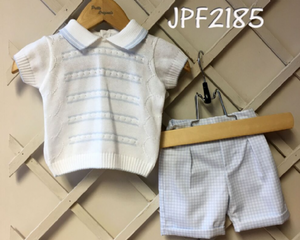 Pretty Originals Two piece shorts set