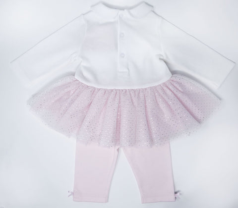 Mintini Girls tutu dress