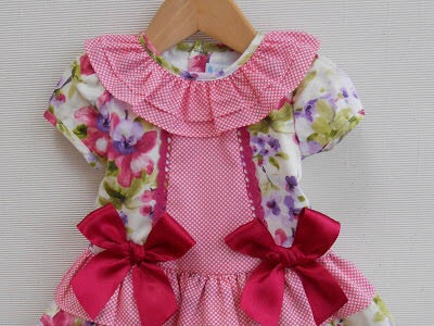 Sardon girls dress