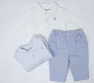 Mintini boys autumn/winter outfit