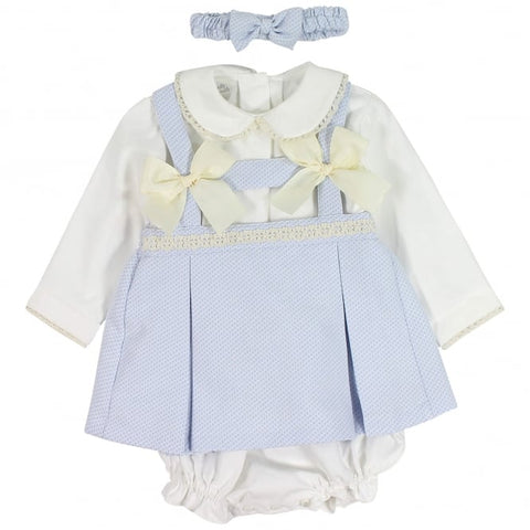 Pretty Originals blouse body  and pinafore