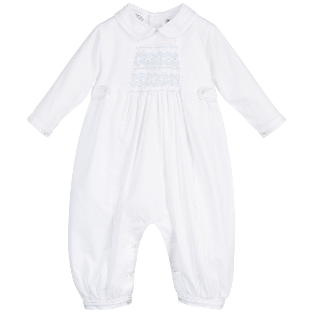 Sarah louise hand smocked romper
