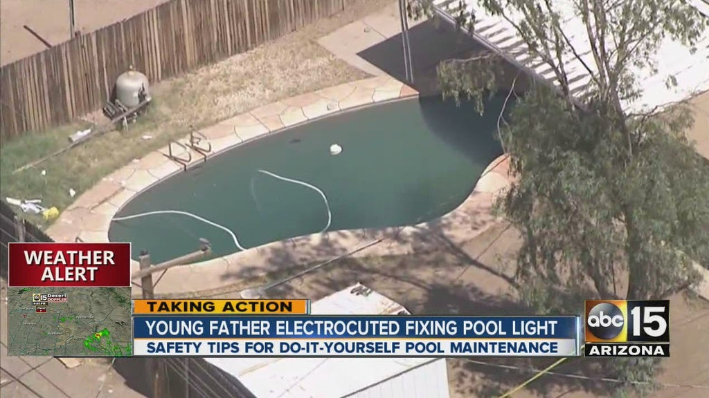 the truth about pool electrocution — sunplay