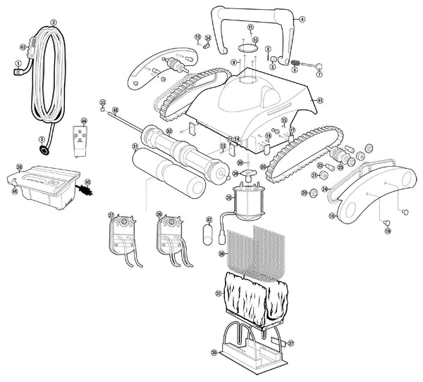 Prowler 730 Parts