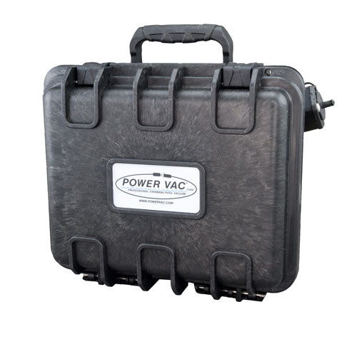 Power Vac Portable Battery Carrying Case with Fuse 012-D