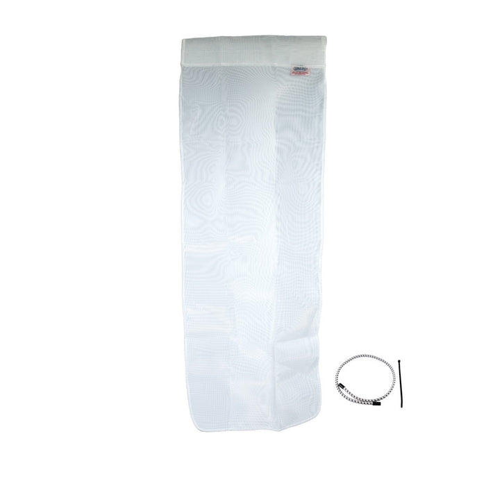 "Power Vac 42"" Heavy Duty Mesh Filter Bag 022-D-2200L"