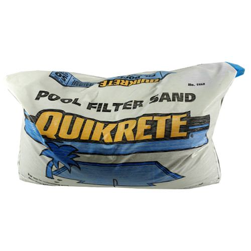 quikrete pool filter sand - 50 pounds | quikrete 1153-50 — sunplay