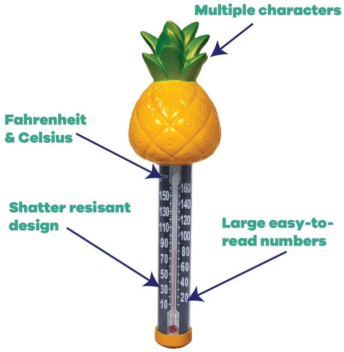 Game Pineapple Thermometer