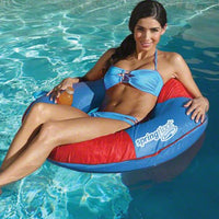 Swimways Spring Float Sun Tube Loungers - Sunplay