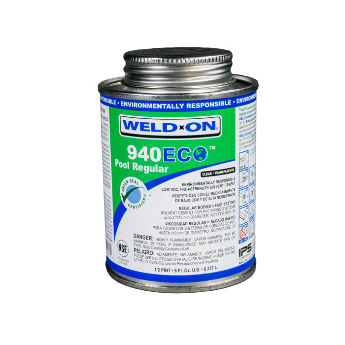 Weld-On 940 Eco Pool Regular Glue