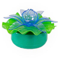 Swimways Ocean Art Lotus Floating Light - 2 Pack - Sunplay