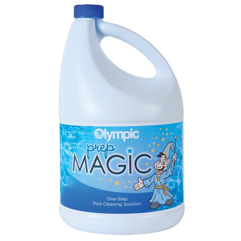 Olympic Prep Magic Pool Cleaning Solution