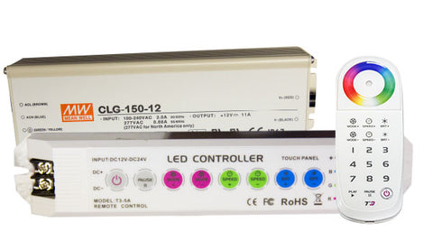 CMP ColorWheel LED Waterfall Control 25650-130-300