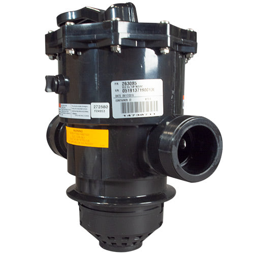 Pentair Valve with Unions 262525