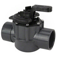 "Pentair 2 Way PVC Valve 2"" X 2.5"" 263029 - Sunplay"