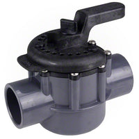 "Pentair 2 Way PVC Valve 1.5"" X 2"" 263038 - Sunplay"