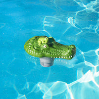 Poolmaster Alligator Head Clori-Critter Automatic Pool Chlorinator
