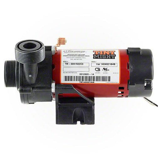 Waterway Tiny Might Circulation Pump - 115V - 3312610-14