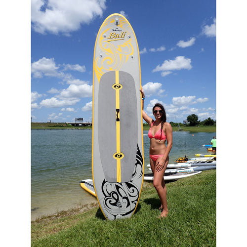 Solstice Bali SUP Paddleboard - Includes Paddle