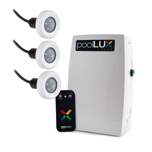 S.R. Smith poolLUX Plus2 Lighting System 3KE-PLX-PL2